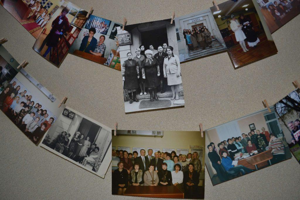 """Фотопроект """"Архив в лицах"""""""